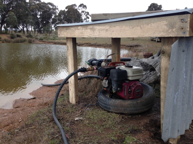 Water water - Improving an irrigation system