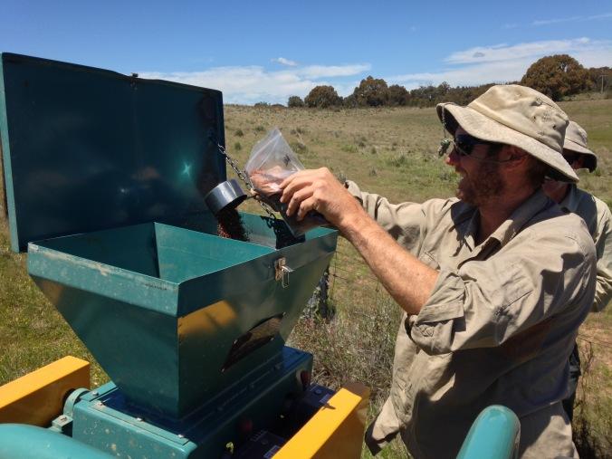 Greening Australia Whole of Paddock Rehabilitation